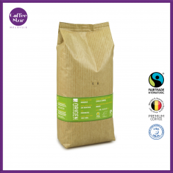 [Belgium Import] PURO Fairtrade Coffee Beans - Origin 1kg Bag