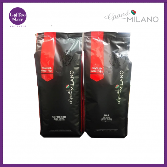 [Belgium Import] Grand Milano Espresso blend - 250g bag