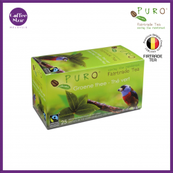 [Belgium Import] PURO Fairtrade Tea - Green Tea