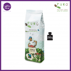 [Belgium Import] PURO Fairtrade Ground Coffee - Noble 250g Bag