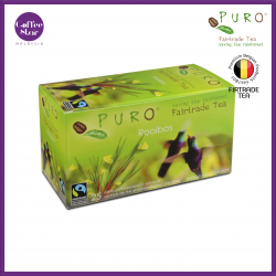[Belgium Import] PURO Fairtrade Tea - Rooibos