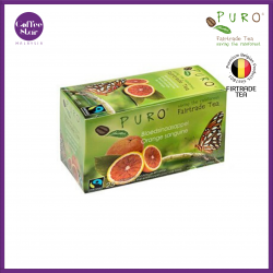 [Belgium Import] PURO Fairtrade Tea - Blood Orange
