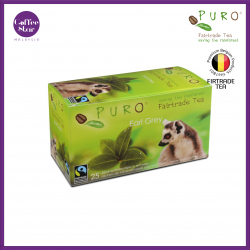 [Belgium Import] PURO Fairtrade Tea - Earl Grey