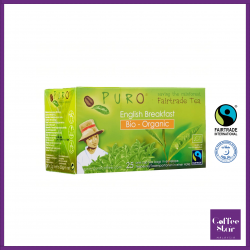 [Belgium Import] PURO Fairtrade Organic Tea - English Breakfast