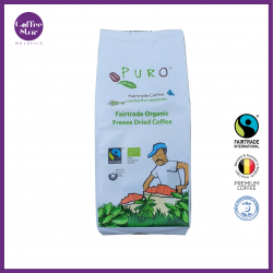[Belgium Import] PURO Fairtrade Instant Coffee - 500g bag