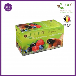 [Belgium Import] PURO Fairtrade Tea - Forest Fruit