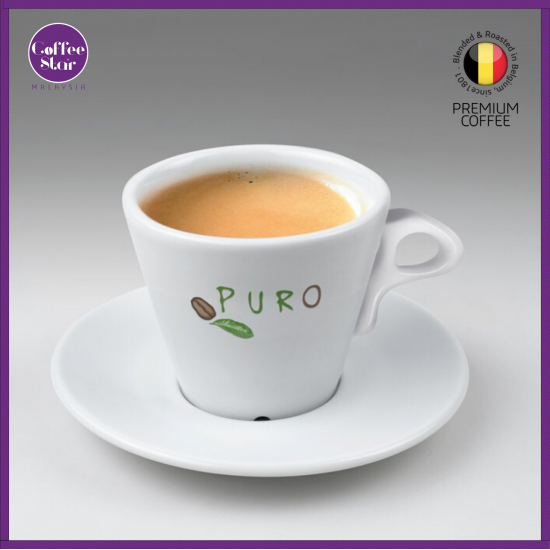 [Belgium Import] PURO Fairtrade Coffee Beans - Noble 1kg Bag