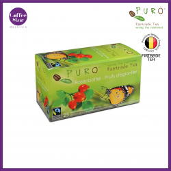 [Belgium Import] PURO Fairtrade Tea - Rosehip